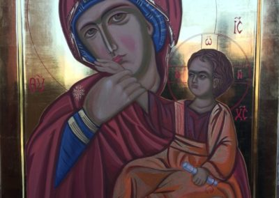 Most Holy Mother of God Paramithia